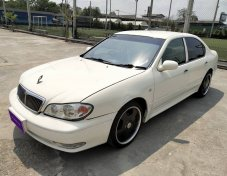 "Nissan CEFIRO A33 Executive 2002 LPG Max18""   ออกรถ 5,000"
