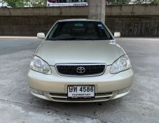 2004 Toyota Corolla Altis G