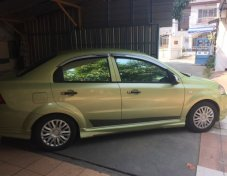 ขายรถ CHEVROLET Aveo ที่ สระบุรี