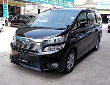 Toyota Vellfire 2.4 Hybrid ปี 2013