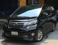 2014 Toyota Vellfire 2.4 Hybrid