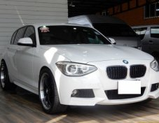 BMW 116i 1.6 F20 Hatchback AT 2014