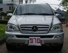 Benz ML 350 ปี 2003