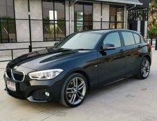 2016 BMW 118i M Sport sedan