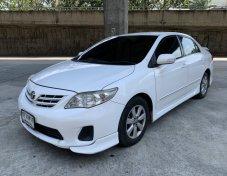 Toyota ALTIS 1.6E CNG ปี 2013