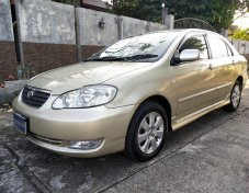 Toyota Altis 1.6E AT Airbag 2004