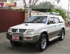 ขายรถ MITSUBISHI Strada G-Wagon GLS 2004 ราคาดี