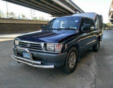 2001 TOYOTA HILUX TIGER 2.5 DBL CAB  รถสวยมือเดียว ราคาเบาๆ