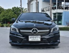 2014 Mercedes-Benz CLA250 AMG Sport sedan