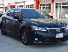 2013 Lexus CT200h 1.8