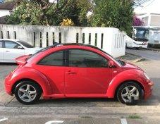 รถสวย ใช้ดี VOLKSWAGEN New Beetle cabriolet