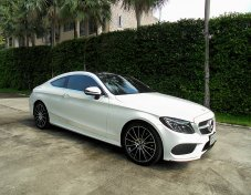 2016 Mercedes BENZ  C 250  Coupe AMG