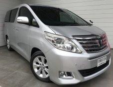 2013 Toyota Alphard 2.4 (ปี 08-14 ) V Van AT