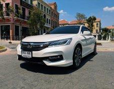 Honda Accord 2.0 EL Auto ปี 2017