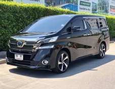 TTOYOTA VELLFIRE HYBRID Executive Lounge (2016)สีดำ