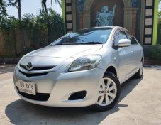 2010 TOYOTA Vios 1.5 (ปี 07-13) J Sedan A/T