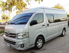 2011 Toyota COMMUTER STD van