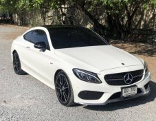 Benz C43 AMG Coupe ปี 2018