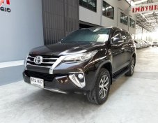 TOYOTA FORTUNER 2.4V 2WD / AT / ปี 2016