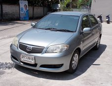 Toyota Vios 1.5 E Ivory ปี 2006