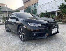 2018 Honda CIVIC RS sedan