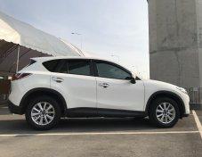 Mazda CX-5 ปี 2014 รถเจ้าของใช้มือเดียว สภาพเหมือนใหม่ ไม่เคยมีอุบัติเหตุ เข้าศูนย์ตลอด สีเดิมทั้งคัน เช๊คประวัติได้คับ