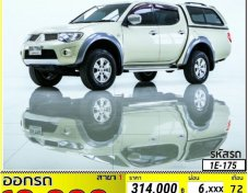 MITSUBISHI TRITON 2.4 PLUS DOUBLE CAB LPG MT ปี 2011