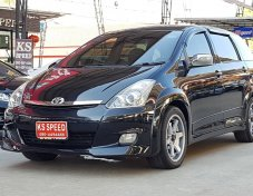 TOYOTA WISH 2.0Q Limited Sunroof TOP A/T ปี2006 สีดำ