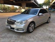 Benz E250 CGI ปี 2012ฃ