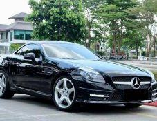 Benz SLK 250 AMG Sports Package ปี 2012
