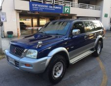 2002 MITSUBISHI Strada G-Wagon สภาพดี