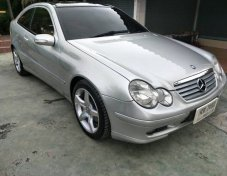 MERCEDES-BENZ C230 Kompressor Sports ราคาที่ดี