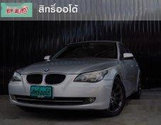 2010 BMW 520d รับประกันใช้ดี