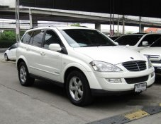 2010 SSANGYONG KYRON รับประกันใช้ดี