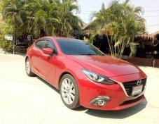 2016 Mazda 3 S hatchback