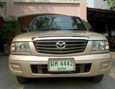 ขายรถปิดอัพ MAZDA Fighter ปี  2004 รถบ้านมือเดียวสภาพสวยใช้น้อย เจ้าของขายเอง
