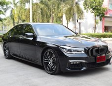 BMW 740Li 3.0 (ปี 2016)