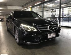 2014 MERCEDES-BENZ E300 รับประกันใช้ดี