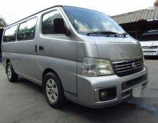 รถสวย ใช้ดี NISSAN Urvan van