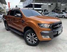 FORD RANGER WILDTRAK 2.2 ปี 2016