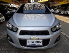 CHEVROLET SONIC, 1.4 LT (4Dr) ปี2014AT