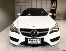 Mercedes Benz E220 Coupe CDI AMG ปี14