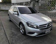 2013 Mercedes-Benz A180 1.6 AT