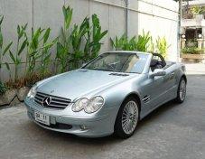 MERCEDES-BENZ SL500 Roadster 2003 ราคาที่ดี