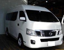 ราคา 539,000 บาท  Nissan Urvan 2.5 NV350 Van MT 2014 ติดดตั้งแก๊ส CNG โรงงาน 2ถัง ถังละ 100 ลิตร