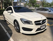 2015 Mercedes-Benz CLA250 AMG Dynamic coupe