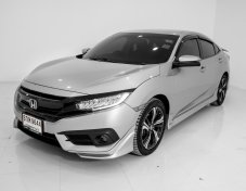 2016 Honda CIVIC1.8 RS sedan