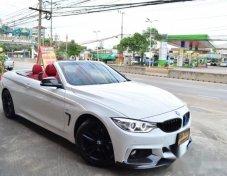 BMW 420d 2016 รถเปิดประทุน ราคาถูก