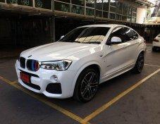 ขายด่วน! BMW X4 suv ที่ กรุงเทพมหานคร