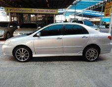 ขายรถ TOYOTA Corolla Altis G 2002